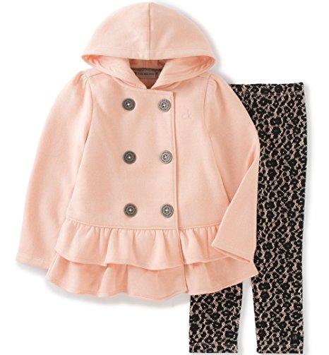 Calvin Klein márkás babaruha szett, kabát és nadrág