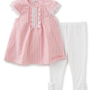 Calvin Klein márkás babaruha kislány kétrészes együttes