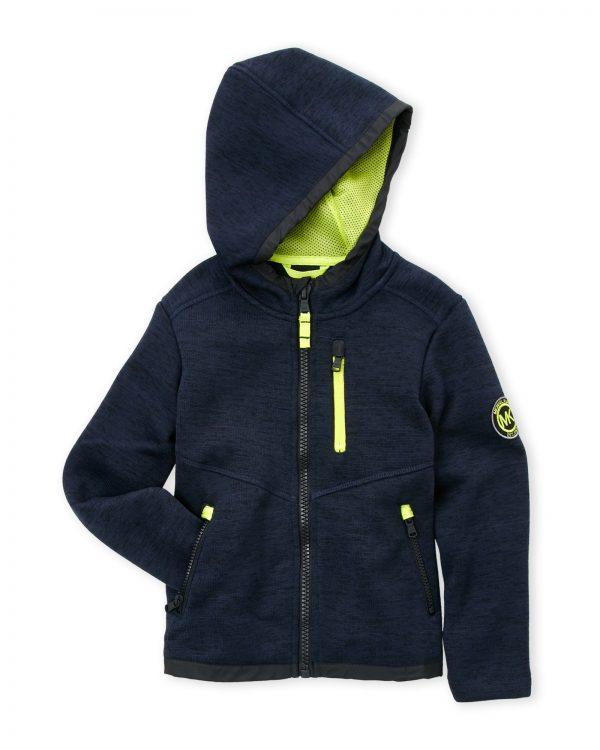 Eredeti új címkés Michael Kors márkás babaruha kisfiú őszi kabát