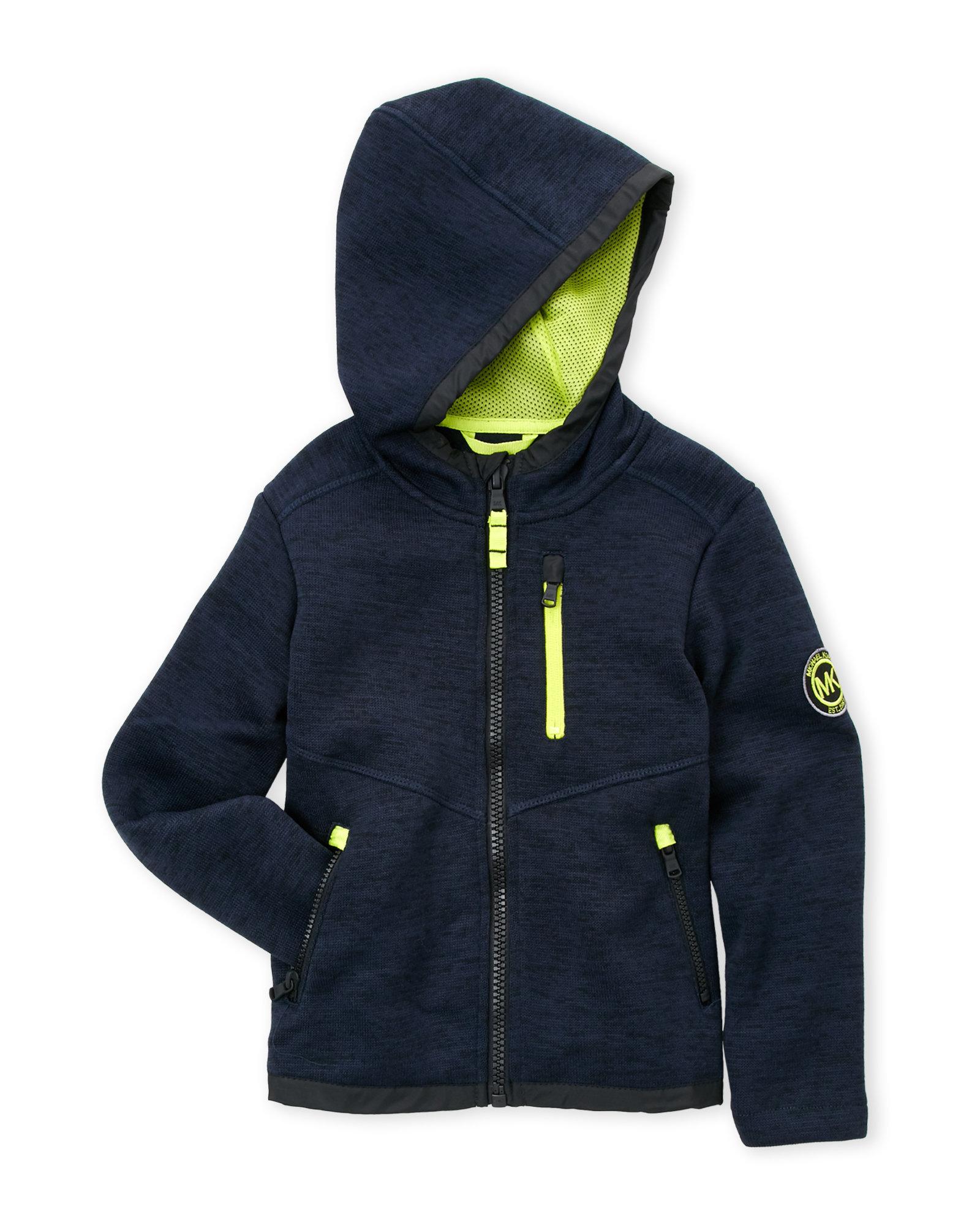 7011787002 Eredeti új címkés Michael Kors márkás babaruha kisfiú őszi kabát