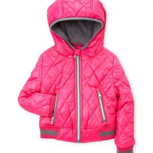 Michael Kors márkás babaruha kislány átmeneti (őszi/tavaszi) bélelt kabát
