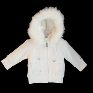Tommy Hilfiger márkás babaruha bélelt kabát