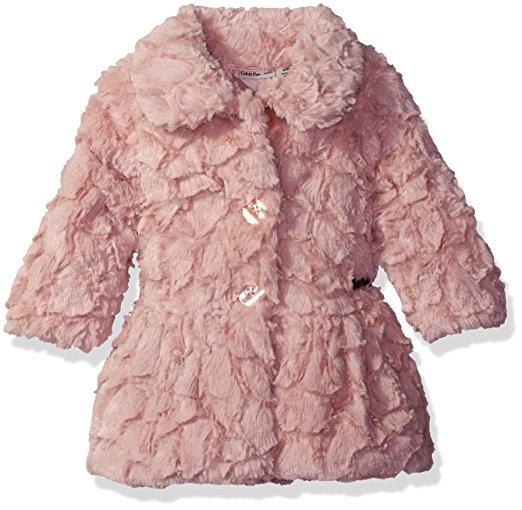 Calvin Klein márkás babaruha kislány téli kabát d59d2d62f1