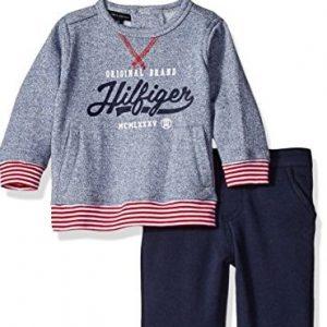 Tommy Hilfiger márkás babaruha, kisfiú melegítőszett