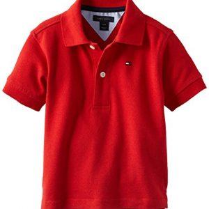 Eredeti, új, címkés Tommy Hilfiger babaruha, kisfiú rövid ujjú póló