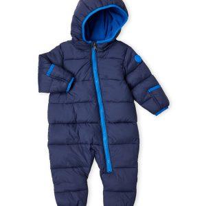 új, eredeti, címkés Michael Kors márkás babaruha kisfiú téli overál