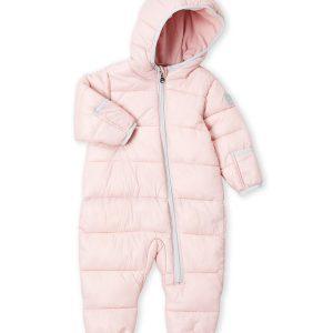 új, eredeti címkés Michael Kors márkás babaruha kislány rózsaszín overál