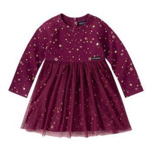 Új, eredeti, címkés Calvin Klein babaruha, kislány hosszú ujjú ruha