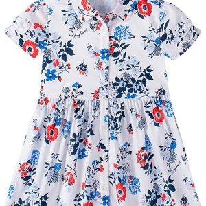 j, eredeti, márkás Tommy Hilfiger gyerekruha, kislány nyári ruha.